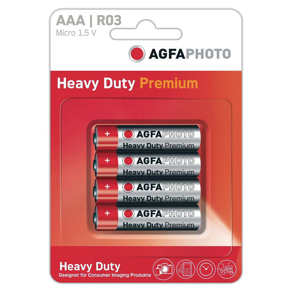 AAA Batteries 4 Card